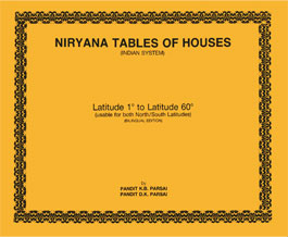 Star Guide to Nirayan Tables